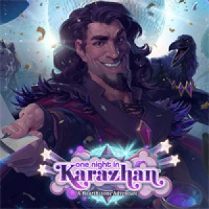 Okładka - Hearthstone: One Night in Karazhan