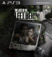 Okładka - The Last of Us: Left Behind