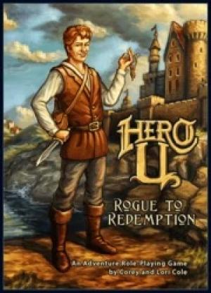 okładka Hero-U: Rogue to Redemption
