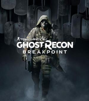 Okładka - Tom Clancy's Ghost Recon Breakpoint Ultimate Edition (Edycja Ultimate)