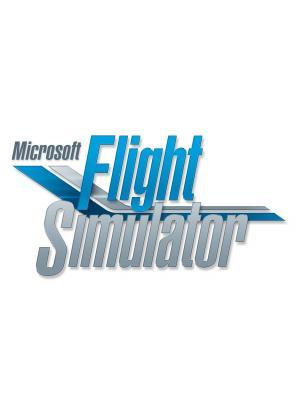 okładka Microsoft Flight Simulator