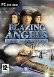 Okładka - Blazing Angels. Squadrons of WWII