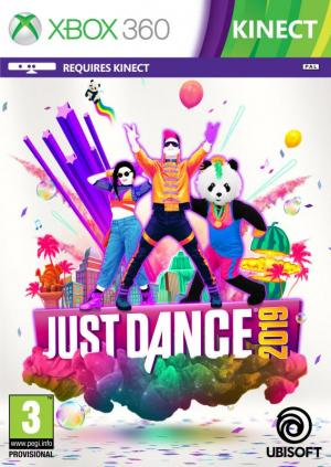 Okładka - Just Dance 2019