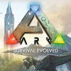 Okładka - ARK: Survival Evolved