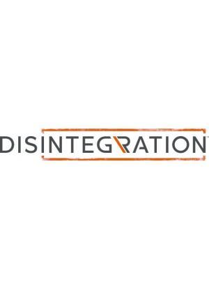 okładka Disintegration