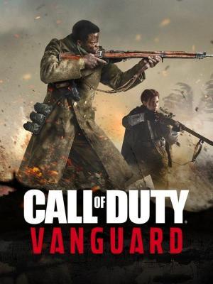 okładka Call of Duty Vanguard