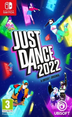 okładka Just Dance 2022