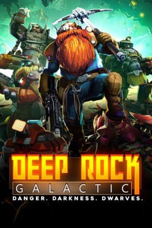 okładka Deep Rock Galactic
