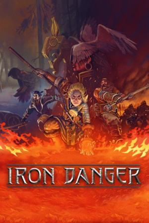 okładka Iron Danger