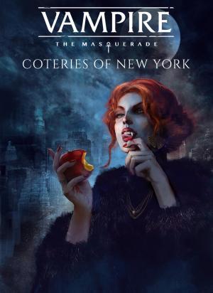 okładka Vampire: The Masquerade - Coteries of New York