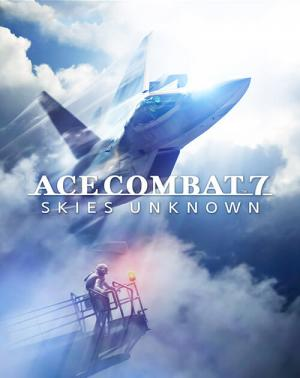 Okładka - Ace Combat 7: Skies Unknown