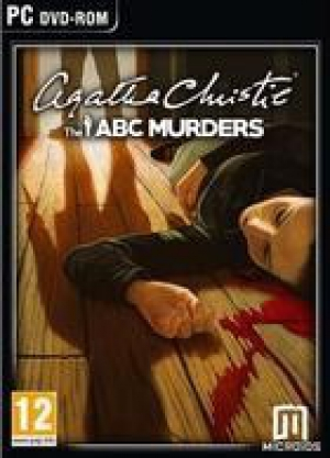okładka Agatha Christie: the ABC Murders