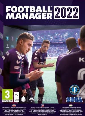 okładka Football Manager 2022