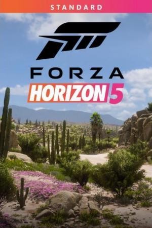 okładka Forza Horizon 5