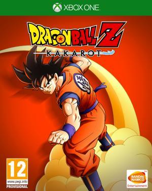 okładka Dragon Ball Z: Kakarot