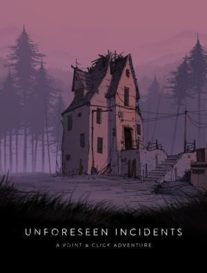 okładka Unforeseen Incidents