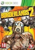 Okładka - Borderlands 2 (X360)
