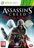 Okładka - Assassin's Creed: Revelations (X360)