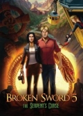 Okładka - Broken Sword: The Serpent's Curse