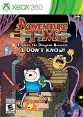 Okładka - Adventure Time: Explore the Dungeon Because I Don't Know!