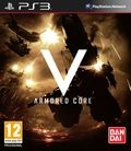 Okładka - Armored Core 5 (PS3)