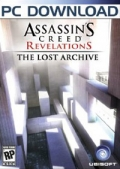 Okładka - Assassin's Creed: Revelations - The Lost Archive