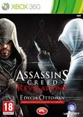 Okładka - Assassin's Creed: Revelations - Edycja Ottoman (X360)