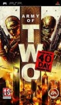 Okładka - Army of Two: The 40th Day (PSP)