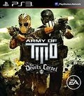 Okładka - Army of Two: The Devil's Cartel (PS3)