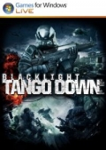 Okładka - Blacklight: Tango Down
