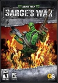 Okładka - Army Men: Sarge's War