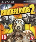 Okładka - Borderlands 2 (PS3)