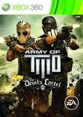Okładka - Army Of Two: The Devil's Cartel (x360)