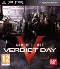 Okładka - Armored Core: Verdict Day (PS3)