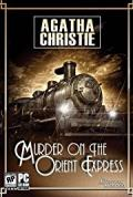 Okładka - Agatha Christie: Murder on the Orient Express