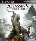 Okładka - Assassin's Creed 3 (PS3)