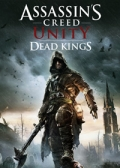 Okładka - Assassin's Creed: Unity - Dead Kings
