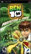 Okładka - Ben10 Protector of Earth (PSP)