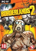 Okładka - Borderlands 2 (PC)