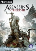 Okładka - Assassin's Creed 3 (PC)