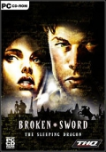 Okładka - Broken Sword: The Sleeping Dragon