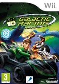 Okładka - Ben 10: Glacting Racing (Wii)