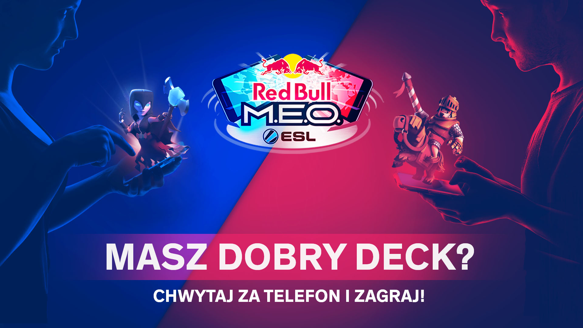 Red Bull M.E.O. by ESL grafika