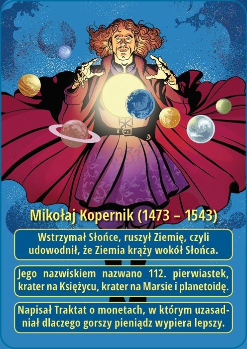 Akademia bohaterów - karta 2