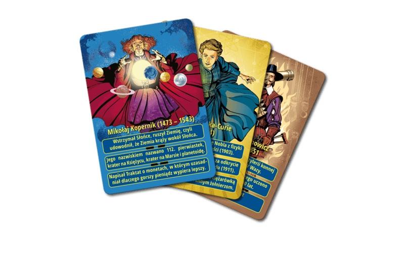 Akademia bohaterów - karta 3