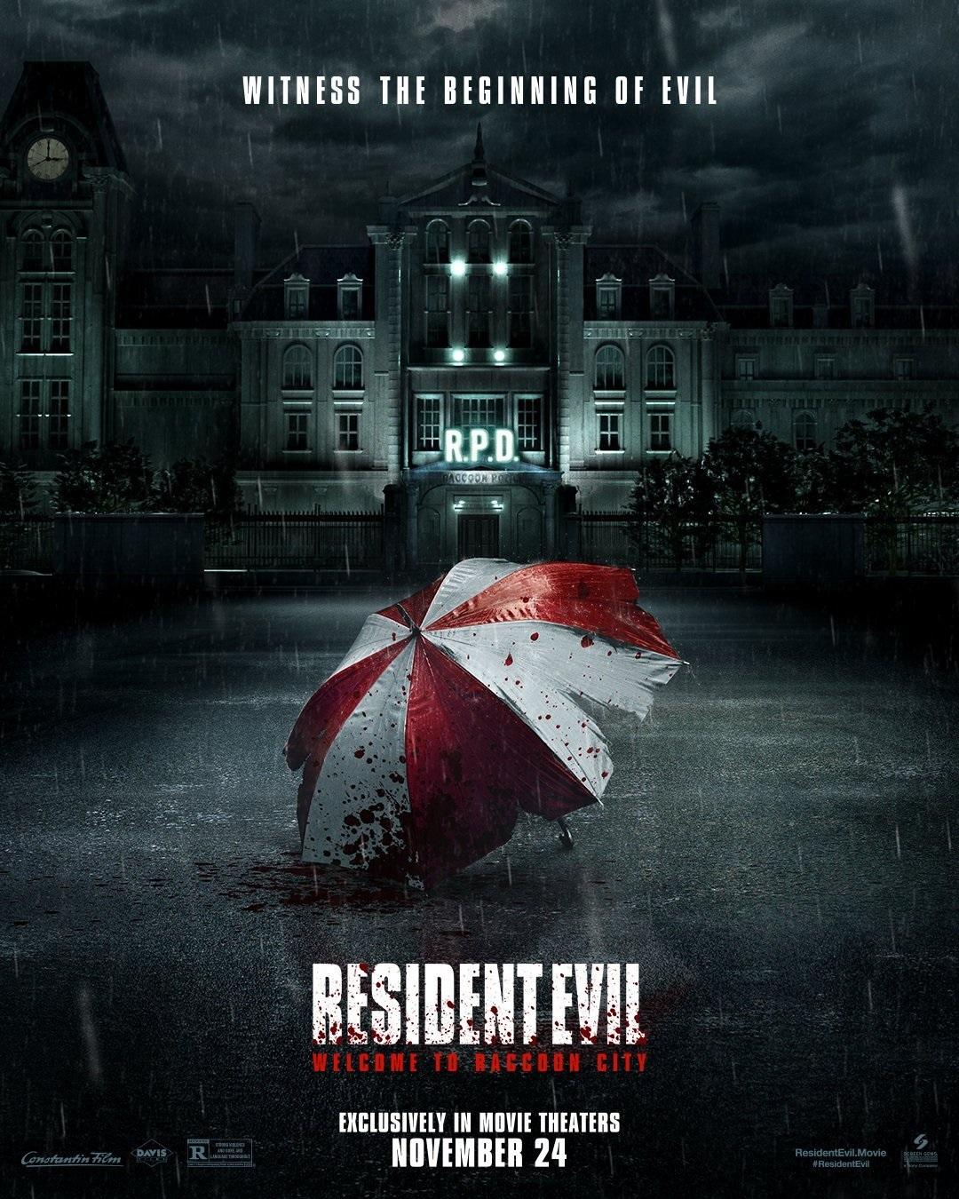 Resident Evil plakat