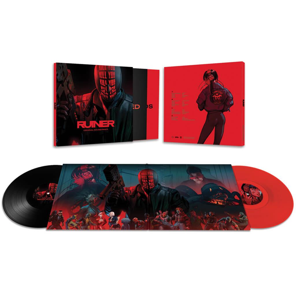 RUINER-Vinyl-Set