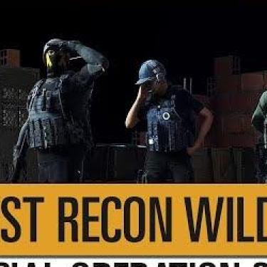 prezentacja 2. Operacja Specjalna w Tom Clancy's Ghost Recon Wildlands