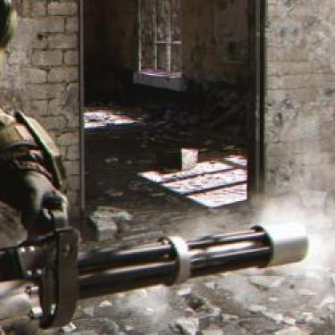 Call of Duty Modern Warfare z fragmentem mapy dla trybu Battle Royale