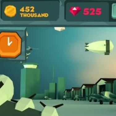 Idle Skies dzisiaj ma premierę na Google Play (Android)